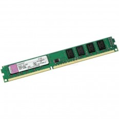 Memorie desktop Kingston KVR13N9S6/2, 2GB DDR3, 1333MHz, CL9