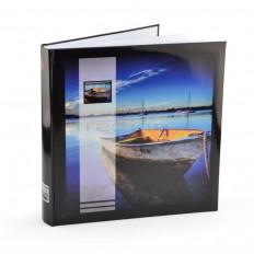 ALBUM FOTO X-RED BOAT BLUE DE CAPACITATE MARE, 500 POZE FORMAT 10X15
