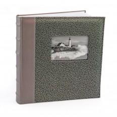 Album Foto X-Red Powerfull, maro inchis, personalizabil, 500 poze, 10x15