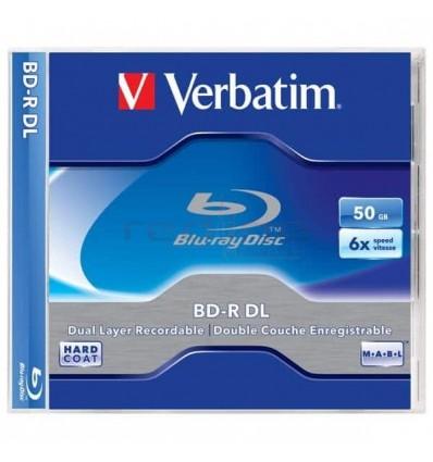 Blu-Ray Disc DL Verbatim 6x 50GB