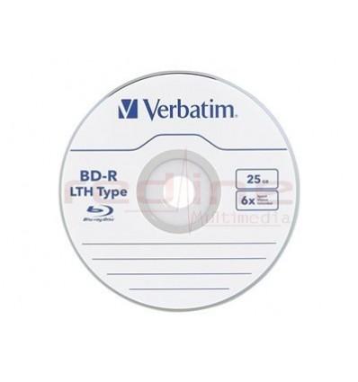 Blu-Ray Disc LTH Blank Verbatim 6x 25GB