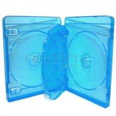 Carcasa BluRay Disc BD-R 4 Discuri 15mm