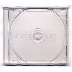 Carcasa CD Normala Transparenta 10.4mm Calitate Superioara RL