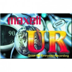 Caseta Audio Maxell UR-90 min