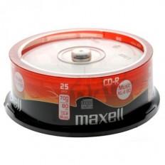 CD-R Audio Maxell 80 min Blank