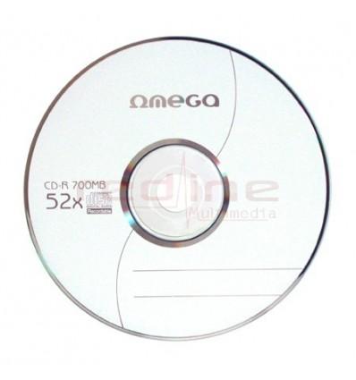 CD-R Blank Omega 52x 700MB