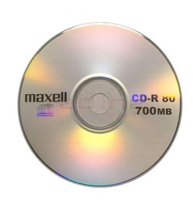 CD-R Blank Maxell 52x 700MB