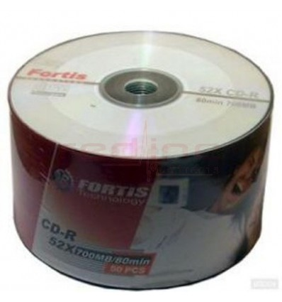 CD-R Fortis Blank 52x 700MB