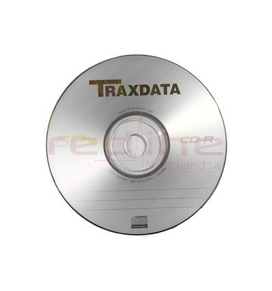 CD-R Traxdata Blank 52x 700MB