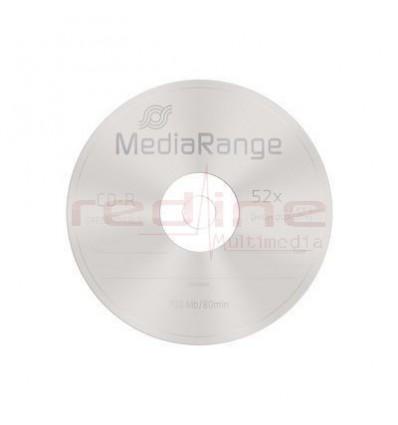 CD-R MediaRange, 700MB, 80min, 52x, Cake 50 de bucati