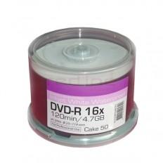 DVD-R PRINTABIL Glossy INKJET TRAXDATA EXCELLENCE WATERPROOF 16X 4.7GB