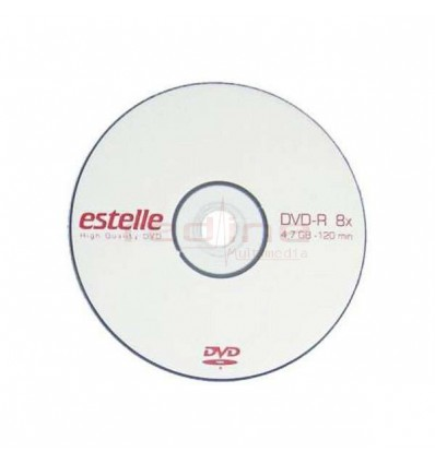 DVD+R Estelle 8x 4.7GB 120 min