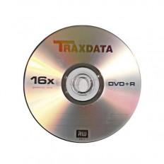 DVD+R Blank Traxdata 16x 4,7GB 120 min