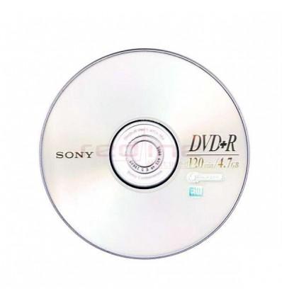 DVD+R Blank Sony 16x 4,7GB 120 min