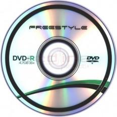 DVD-R Omega Freestyle 16x 4.7GB 120min