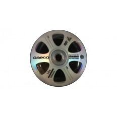 DVD-R BLANK OMEGA MOVIE EDITION 16X 4,7GB 120 MIN