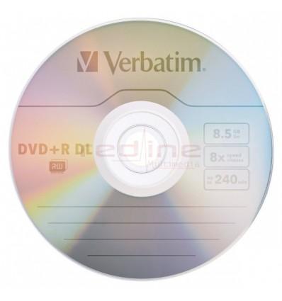 DVD+R Blank DL Verbatim 8x 8.5 GB