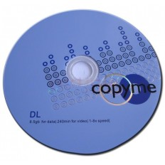 DVD+R Dual Layer Blank Copyme 8.5GB 8x