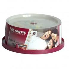 DVD+R Dual Layer Blank Fortis 8X 8.5GB