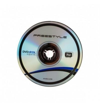 DVD+R Blank Dual Layer Omega 8x 8.5GB
