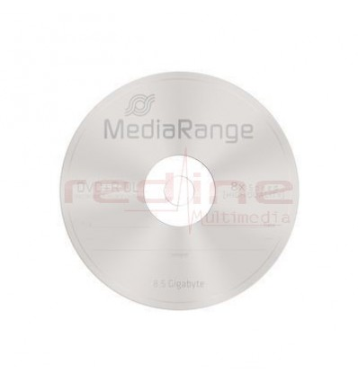 DVD+R Dual Layer MediaRange, 8.5GB, 240min, 8x, Cake 10 bucati