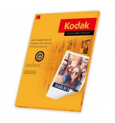 HARTIE FOTO AUTOADEZIVA KODAK 10x15, 255G, 20 COLI TEXTURA CANVAS