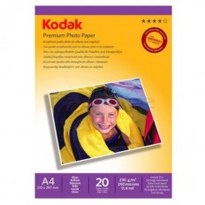 Hartie Kodak Photo A4 230g 20 coli (CAT 5740-810)