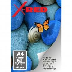 Hartie FOTO Magnetica Mata 640g A4 X-RED
