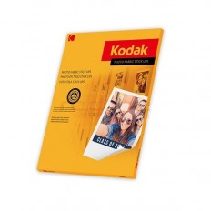 HARTIE FOTO AUTOADEZIVA KODAK A4, 255G, 10 COLI REAPLICABIL PE SUPRAFETE PLANE