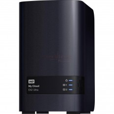 NAS 12TB WD MY CLOUD EX2 ULTRA