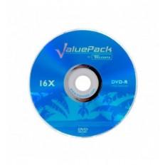 DVD-R ValuePack by Traxdata, 16x, 4.7GB, 120 min