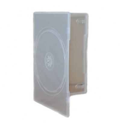 Carcasa DVD Slim Single Transparenta Super Clear Amaray de 7mm
