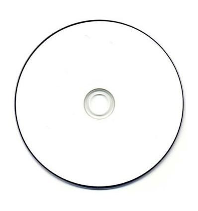 CD-R printabil lucios ( glossy) Inkjet Waterproof Ritek (Traxdata), 52x, 700MB/80min