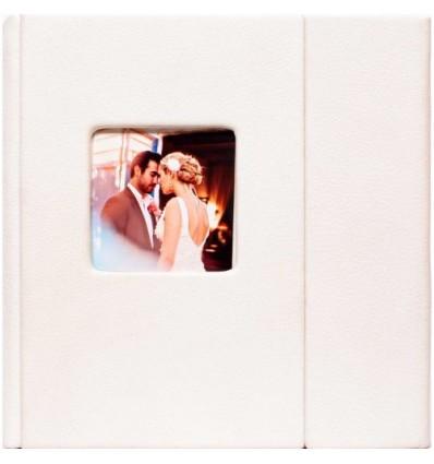 Carcasa 2 DVD-uri Piele Ecologica , culoare alba