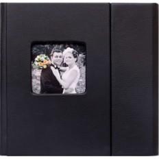 Carcasa 3 DVD-uri Piele Ecologica , culoare neagra