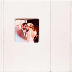 Carcasa 1 DVD Piele Ecologica , culoare alba