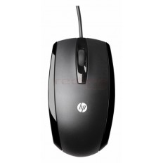HP MOUSE X500 WIRED BK