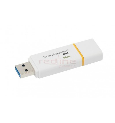 STICK USB KINGSTON DATATRAVELER G4 3.0 8GB DTIG4/8GB ( ALB )