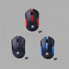 MOUSE SERIOUX DRAGO300 WR RED USB