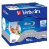 Blu-Ray Disc DL Printabil Verbatim Jewel case 6x 50GB